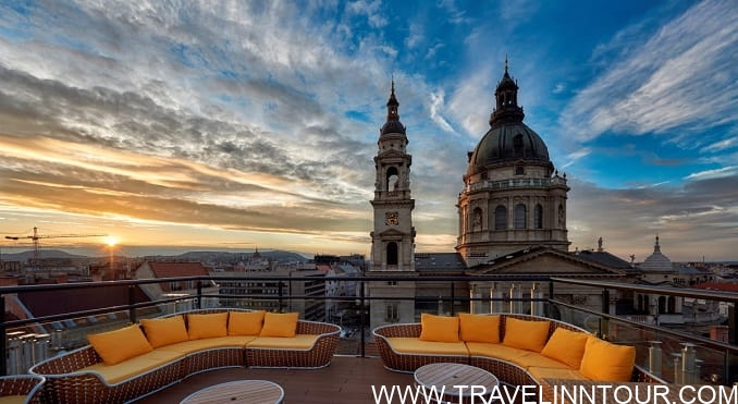 Rooftop Bars In Budapest-High Note SkyBar - Budapest Travel Guide