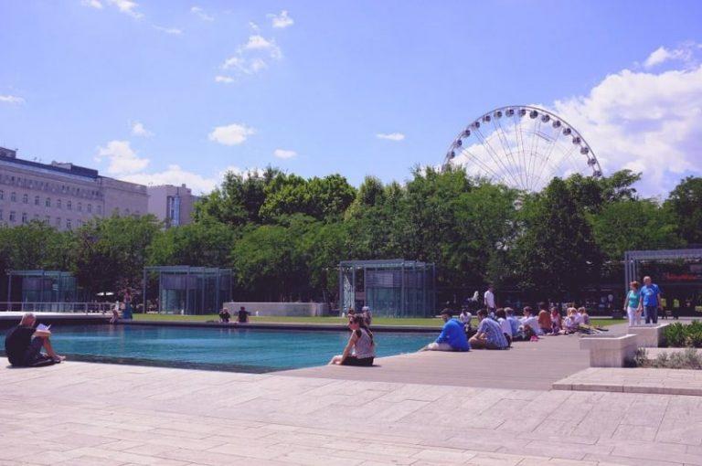 City Park Center Budapest