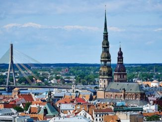 Riga Latvia travel guide