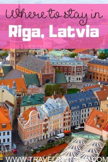 Riga Hotels-Where To Stay In Riga