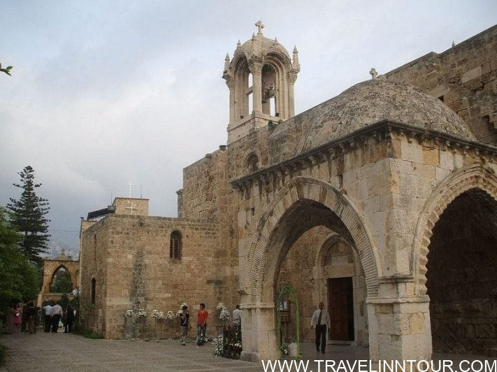Church of St John-Mark, Lebanon - Lebanon Travel Guide