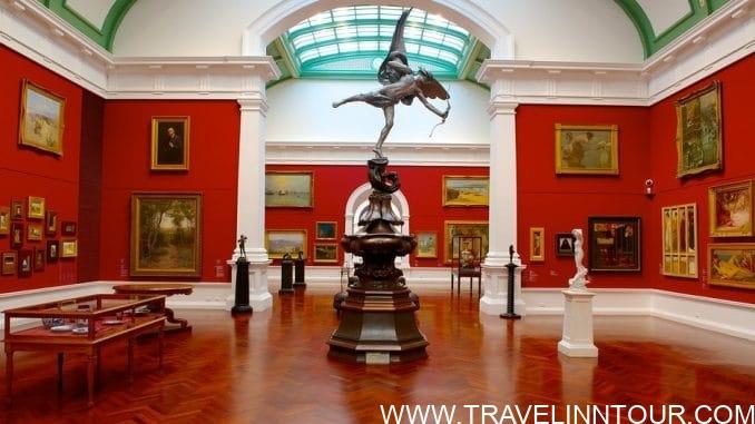 Art Gallery of South Australia-Adelaide Travel Guide