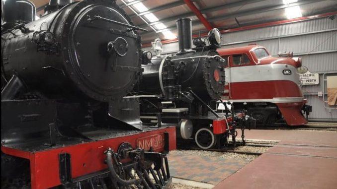 National Railway Museum, Port Adelaide