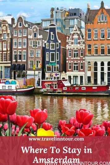 where to tay in Amsterdam