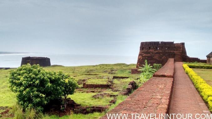 Bekal Fort-Tourist Places In Kerala