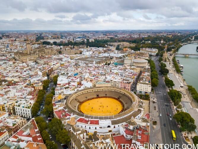 Bullring Arena, Sevilla, Spain