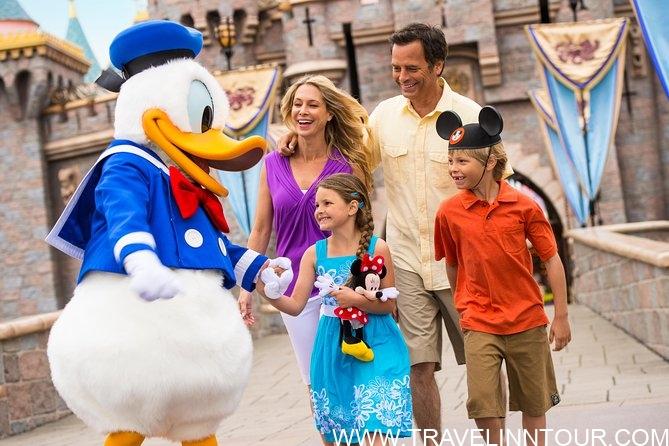 Disneyland-Travel Through The Eyes Of Children