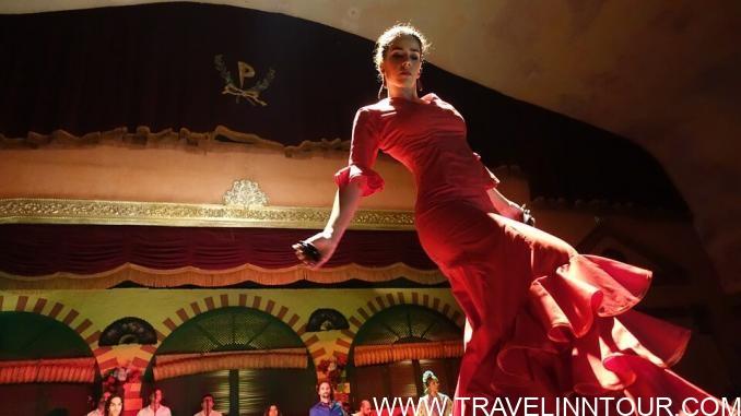 Flamenco Dance Beautiful Traditional Art Passion