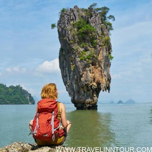 Phang Nga Bay Phuket James Bond Island