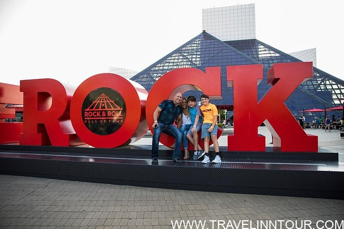Rock and Roll Hall of Fame Admission, in Cleveland