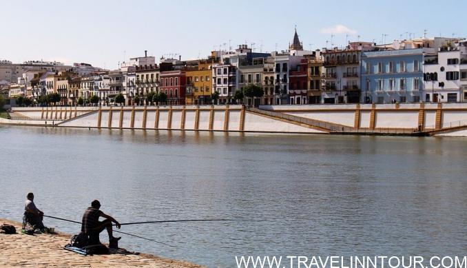The Guadalquivir Seville Spain River