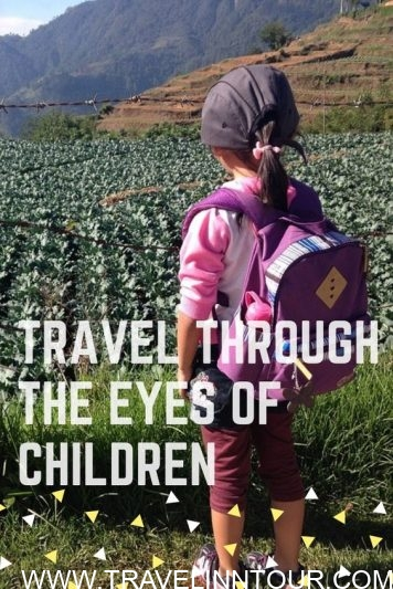 Travel Through The Eyes Of Children