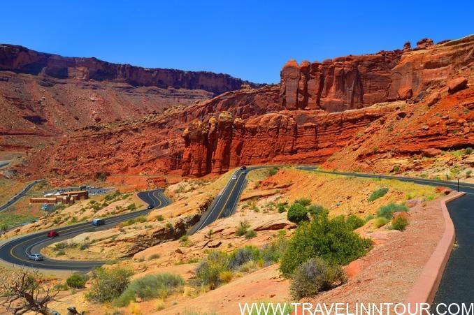 Utah Outdoor Adventures - National Park Utah, Usa