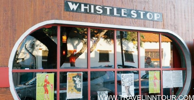 whistle stop bar, San Diego