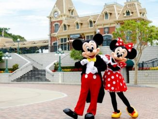 Hong Kong Disneyland 3