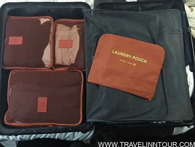 Organized Travel Packing e1559802183399 - 10 Solo Travel Tips for Beginners