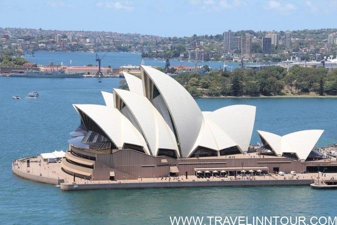 Sydney Opera Landmark Australia