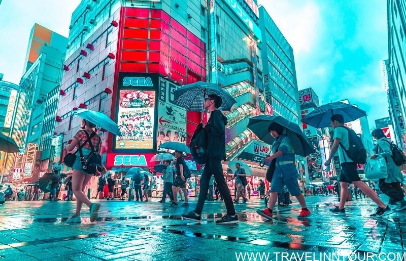 Akihabara Taito Japan - Tokyo Travel Guide