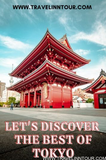 Best Places To Visit In Tokyo Tourism in Tokyo