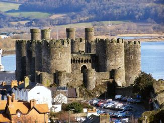 ConwyCastle, Wales