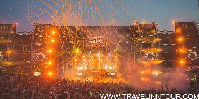 Dance Valley Festival- Velsen, Netherlands