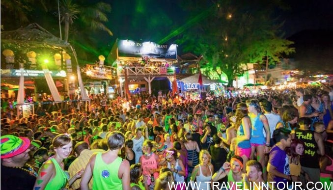 Full Moon Party-Thailand