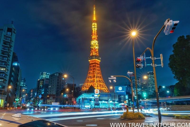 Japan Tokyo Tower - Tokyo Travel Guide
