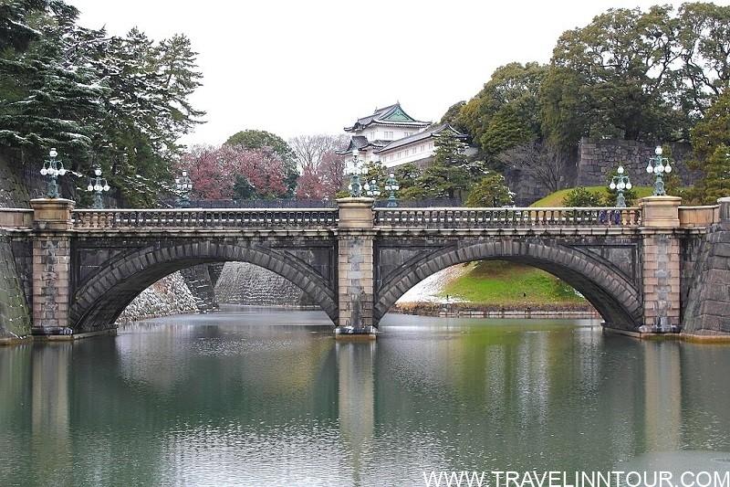 Tokyo Imperial Palace Seimon Ishibashi bridge - Tokyo Travel Guide