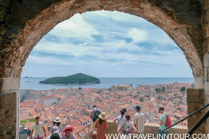 Dubrovnik Croatia City View