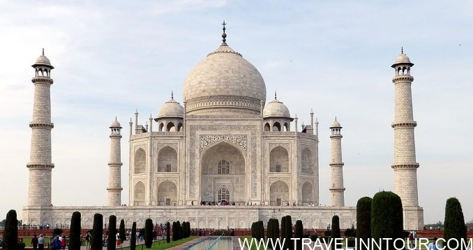 Taj Mahal India Agra - Top 5 Weekend Destinations to Visit Near Jaipur