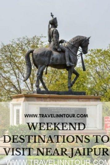 Top 5 Weekend Destinations to Visit Near Jaipur