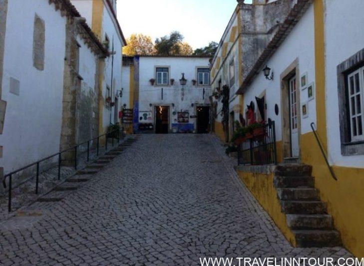 village of Obidos 1