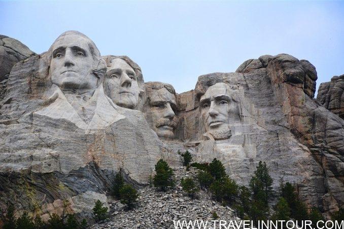 Mount Rushmore Summer Vacation Destination