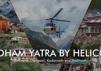 Chardham Yatra by Helicopter Trip