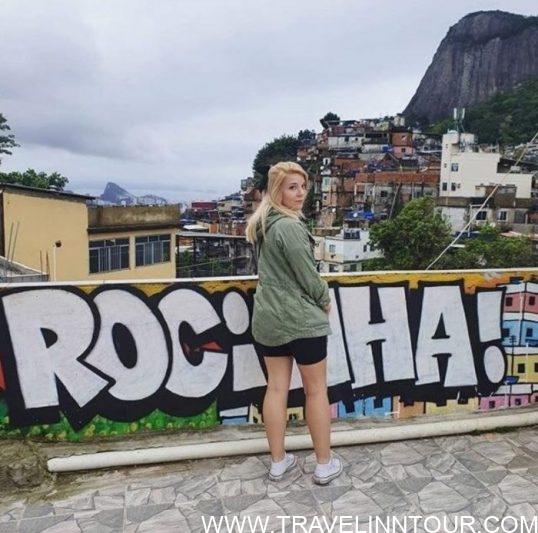 Rocinha Favela 1- tourist attractions in rio de janeiro city