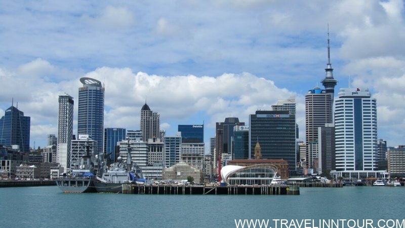 Auckland New Zealand City