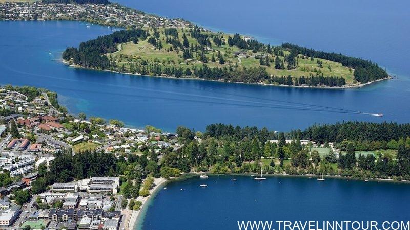 Lake Wakatipu Queenstown Bobs Peak