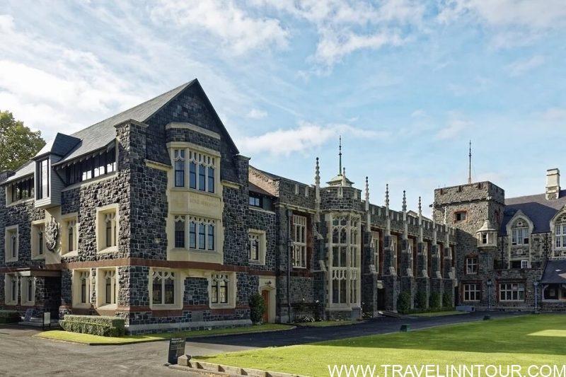 New Zealand Christchurch Christ's College