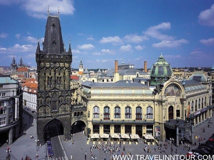 Powder Tower - Prague City Guide