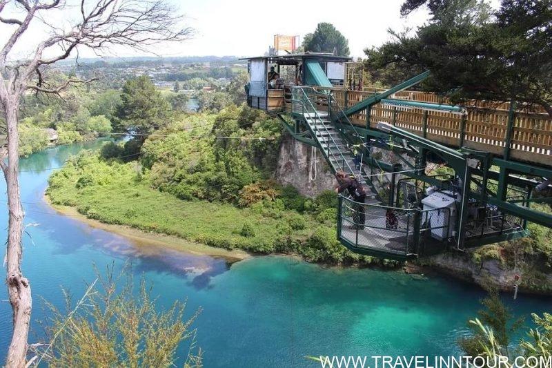 Waikato North Island Bungee Jumping