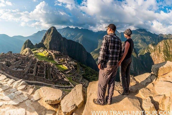 Machu Picchu Inca