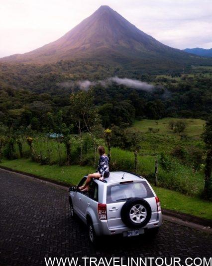 Arenal Volcano, Costa Rica-