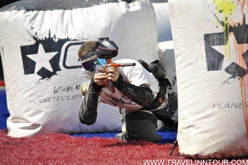 Paintball Sports - Stag Party Activities