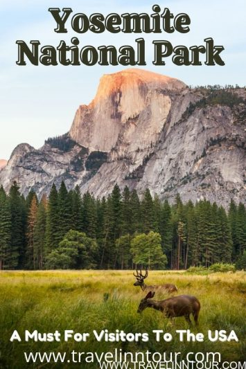 Yosemite National Park 9 Must See Attractions In Yosemite Park