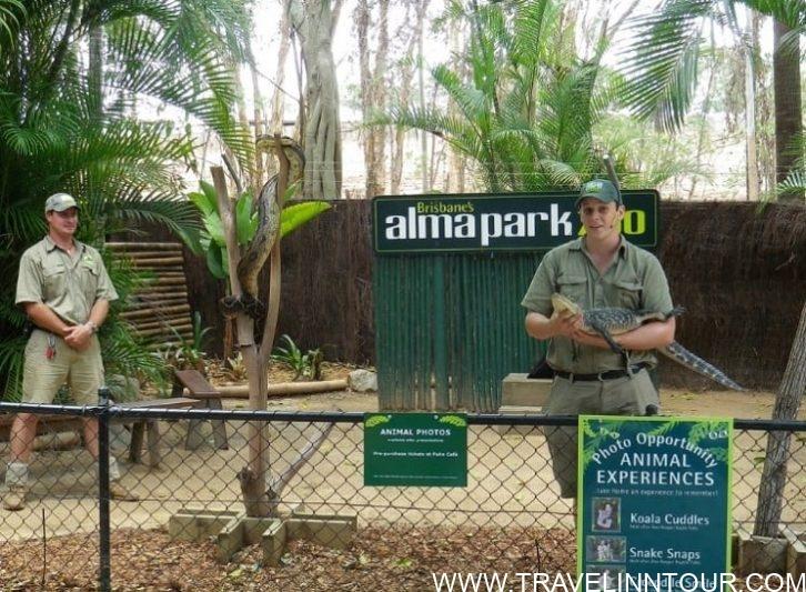 Alma Park Zoo
