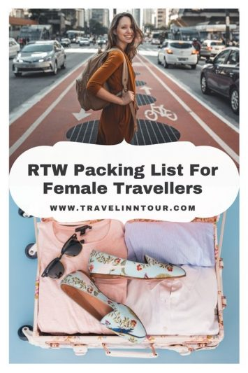 RTW Packing List