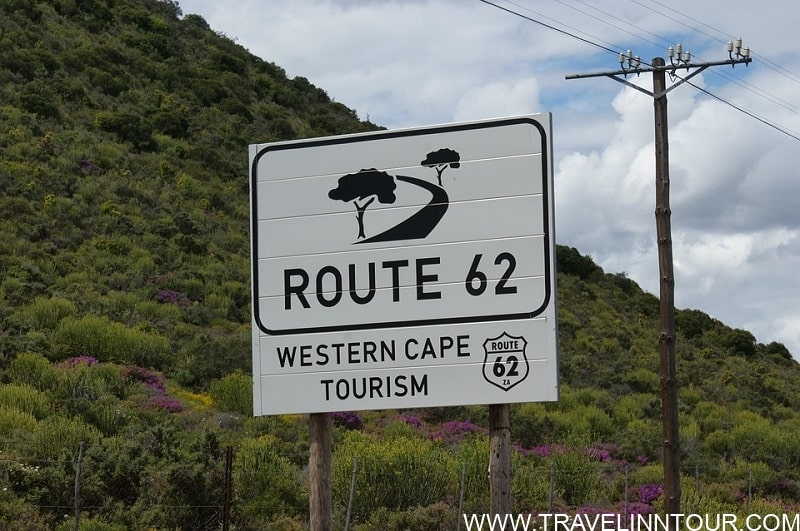 South Africa Road Route 62