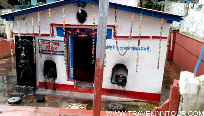 Gaurikund Temple, Rudraprayag