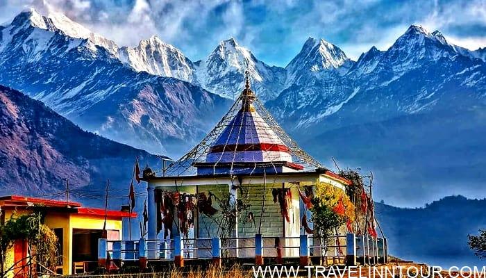 Nanda Devi Temple, Pithoragarh