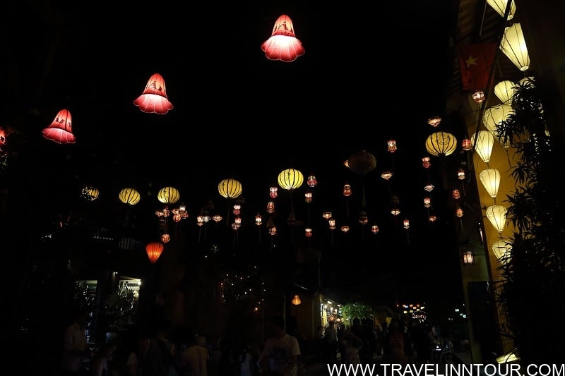 Lantern Market - Things to do in Hoi An at night